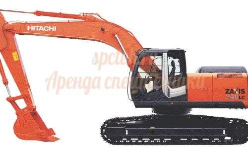 Экскаватор Hitachi ZX240