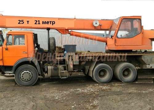 Автокран Клинцы  КС - 55713-1К